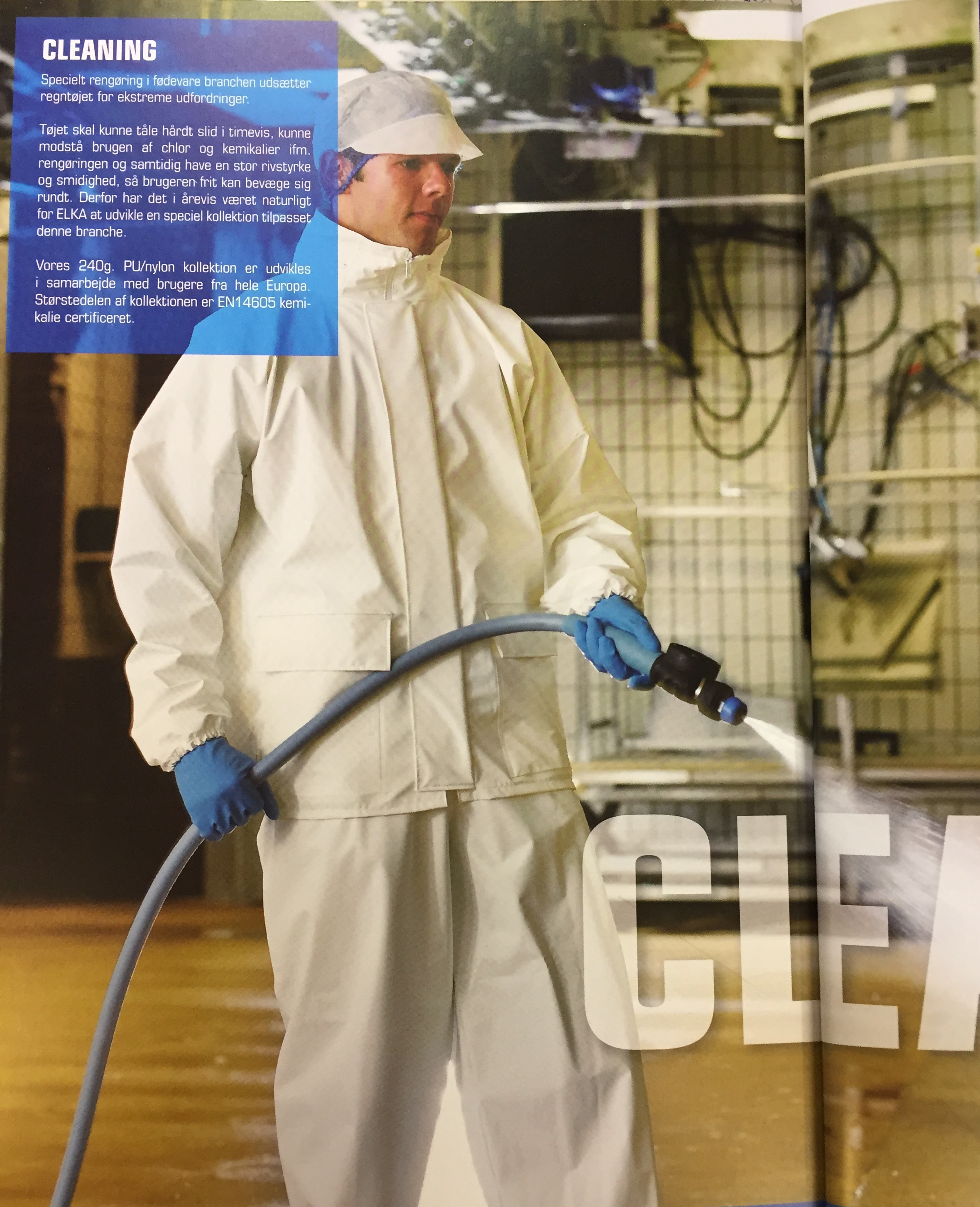 Cleaning Food Industry