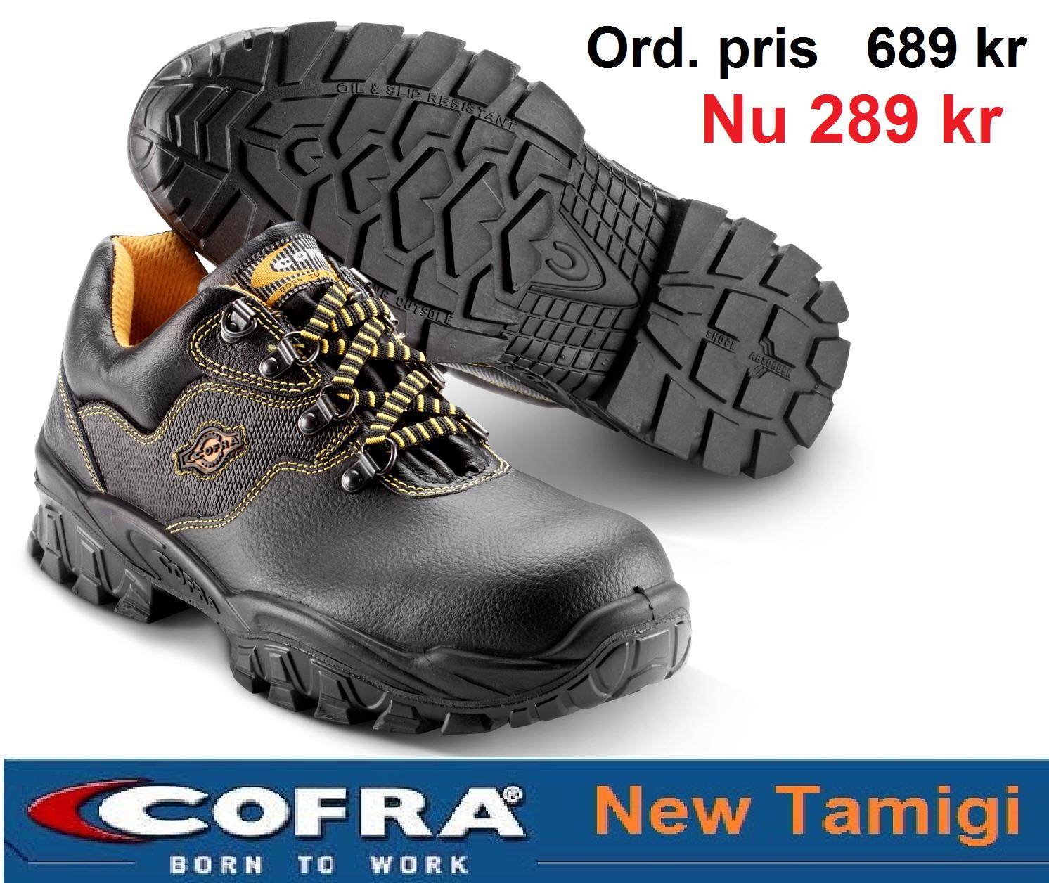 Cofra New Tamigi. Nu endast 289 kr