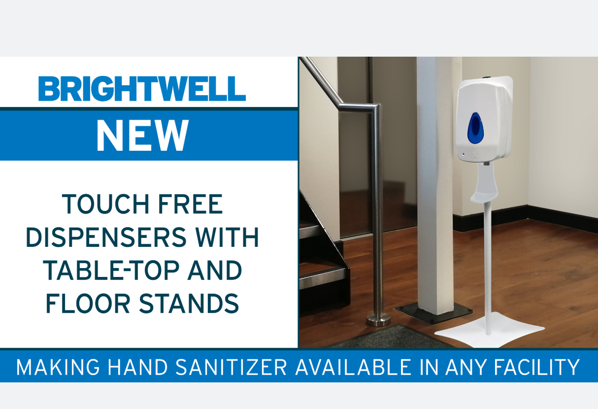 Touchfree Floor Stand