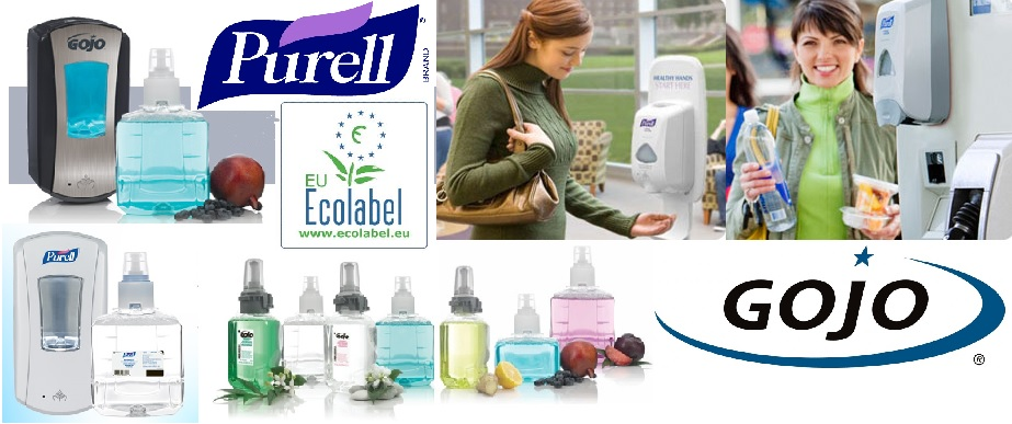 Gojo Purell Touchfree
